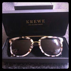 Tortoise Krewe Sunglasses